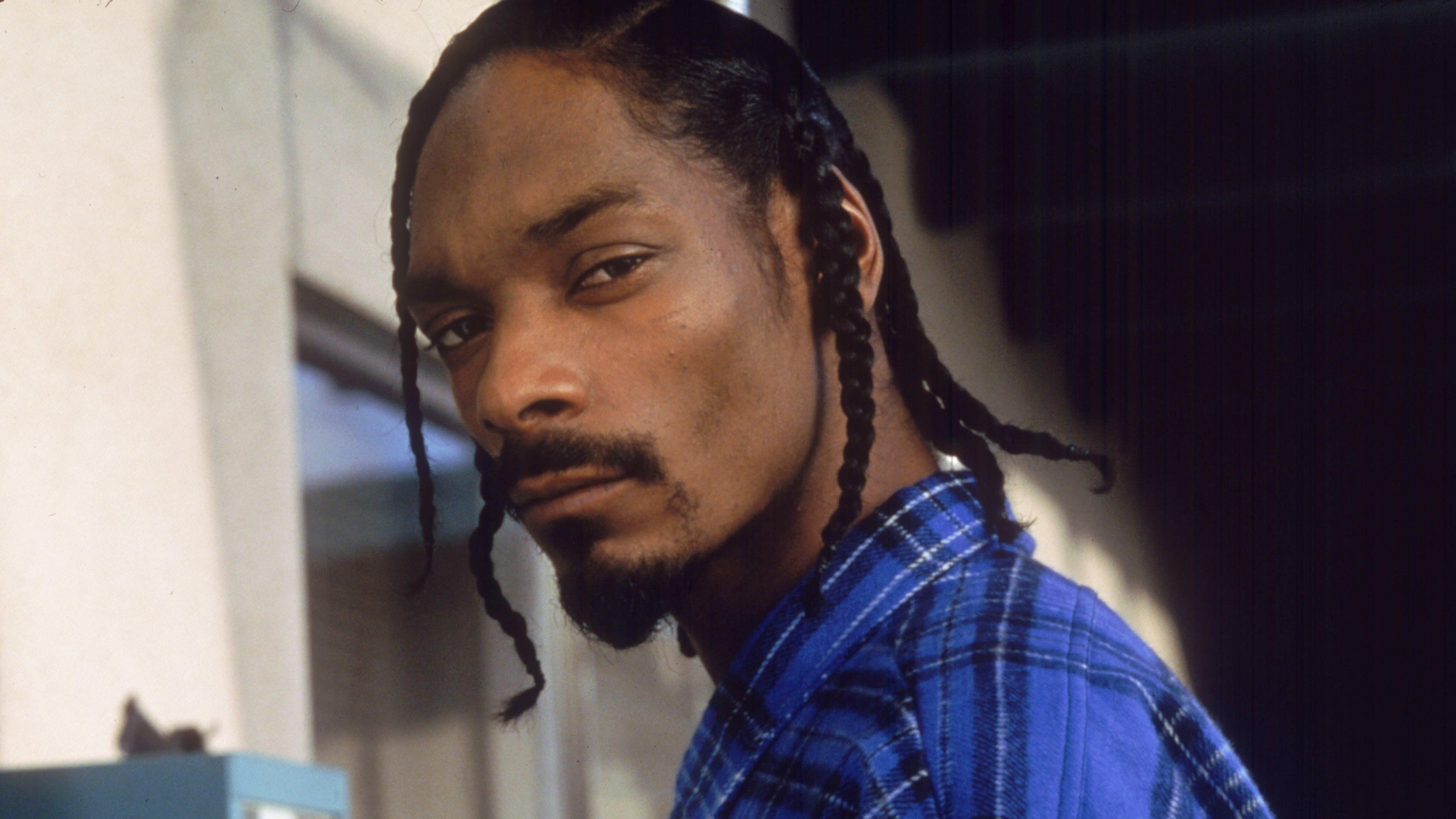 Snoop Dogg As A Teenager