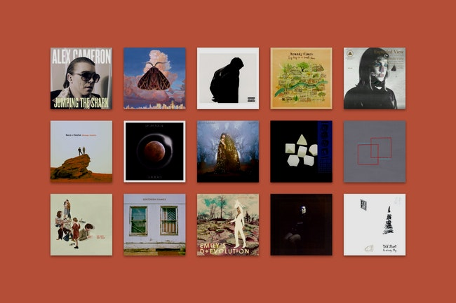 2016 overlooked albums