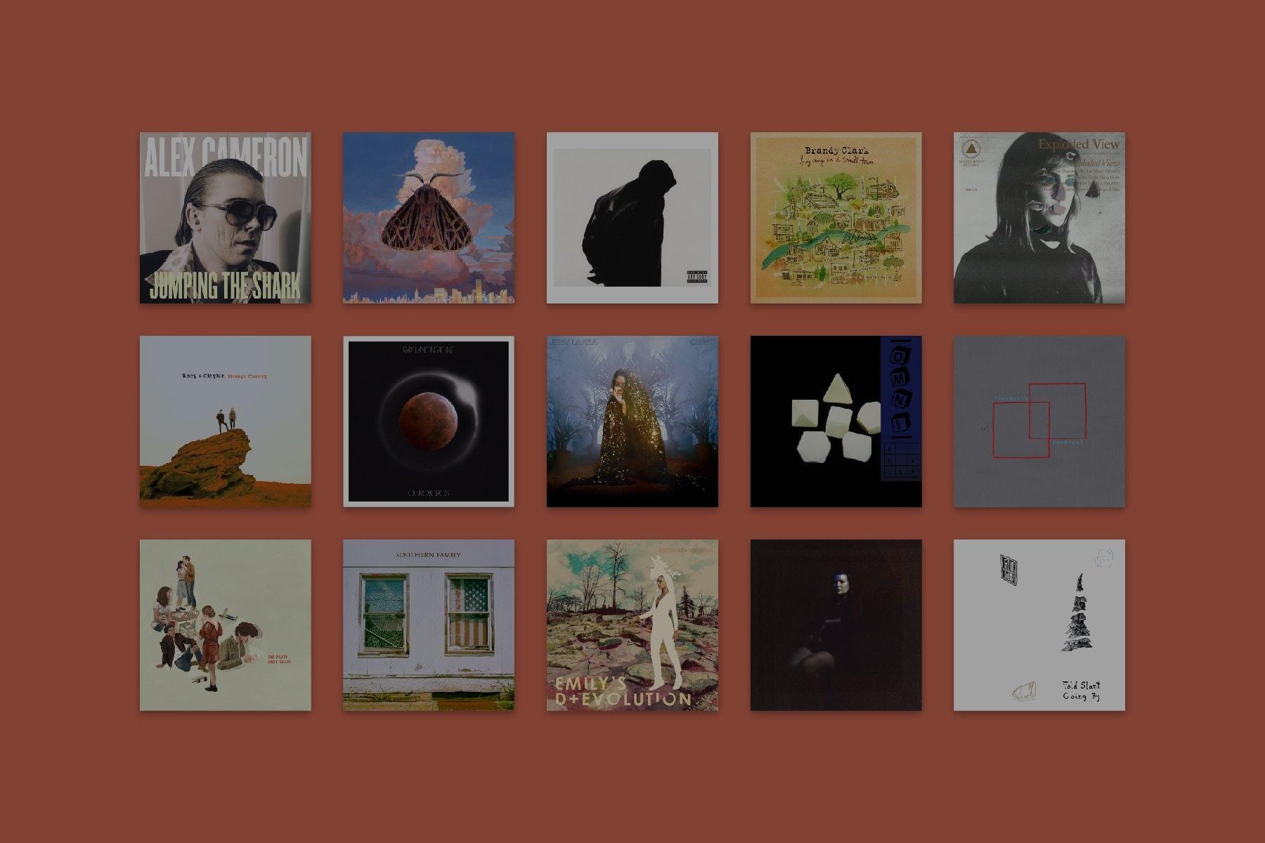 2016 Overlooked Albums