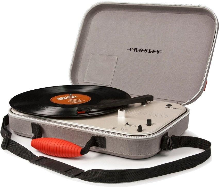 Crosley Messenger Portable Record Player