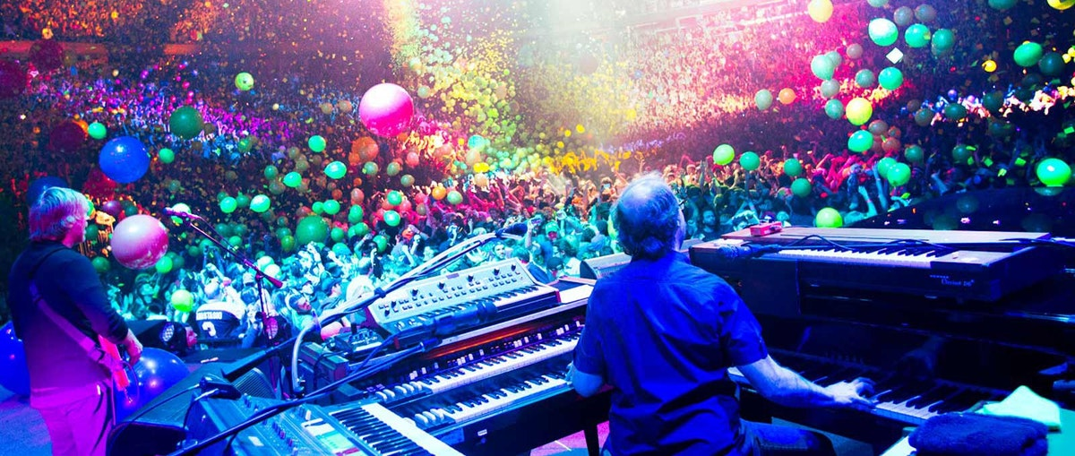 When You Were Young Phish And Hampton Comes Alive