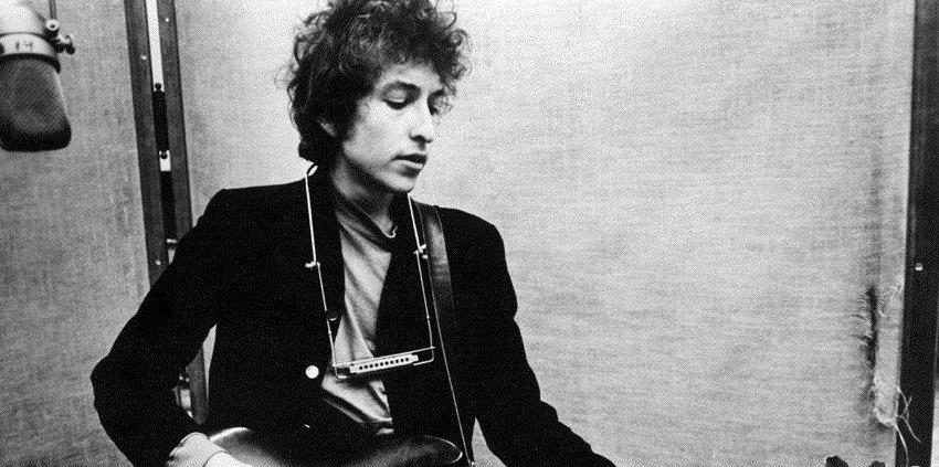 Bob Dylan Header