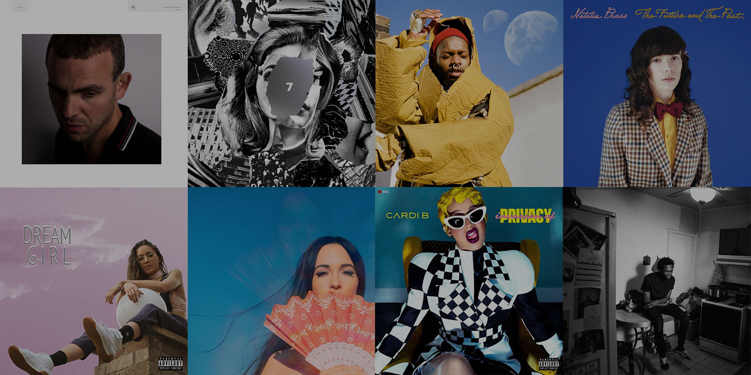 Best Albums of 2018 So Far