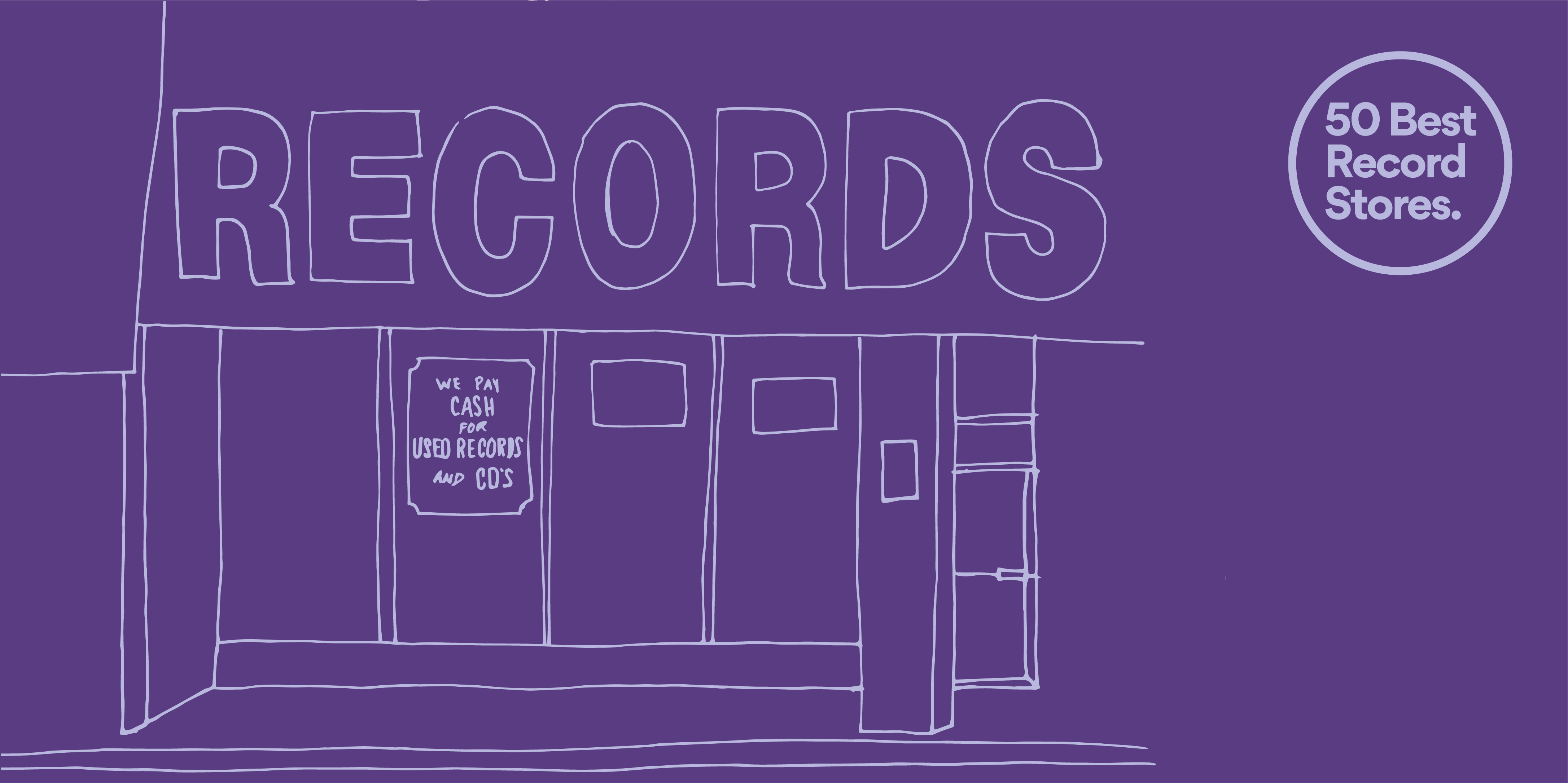 Vintage Vinyl Is The Best Record Store In New Jersey