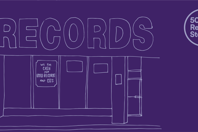 New Jersey Record Store