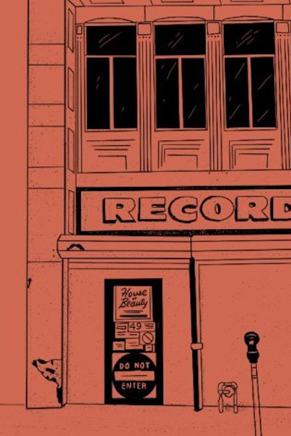 PA record store