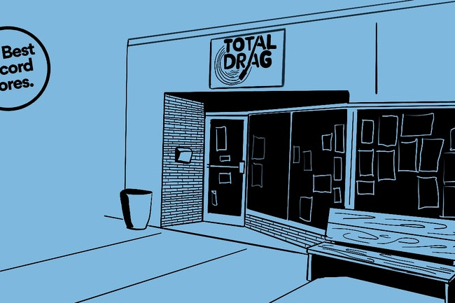 Total Drag Is The Best Record Store In South Dakota