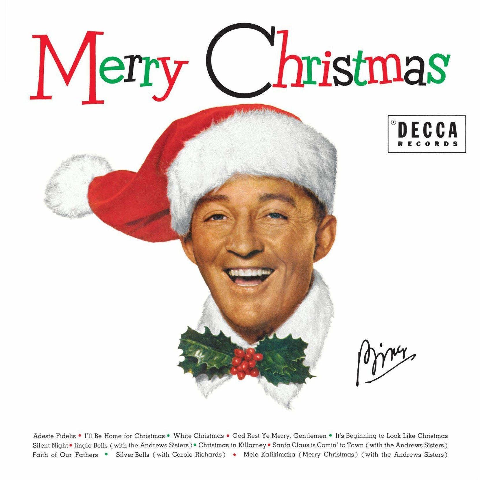 bing crosby merry christmas - Andy Williams White Christmas