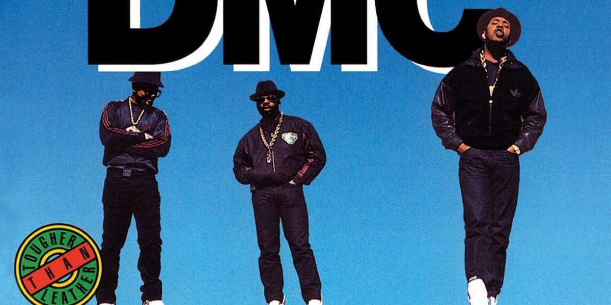 Rap Left Run-DMC Behind On 'Tougher Than Leather' — Vinyl Me