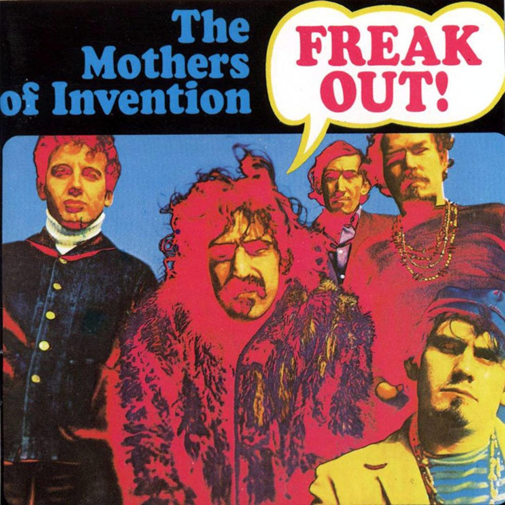 The 10 Best Frank Zappa Albums To Own On Vinyl Vinyl Me