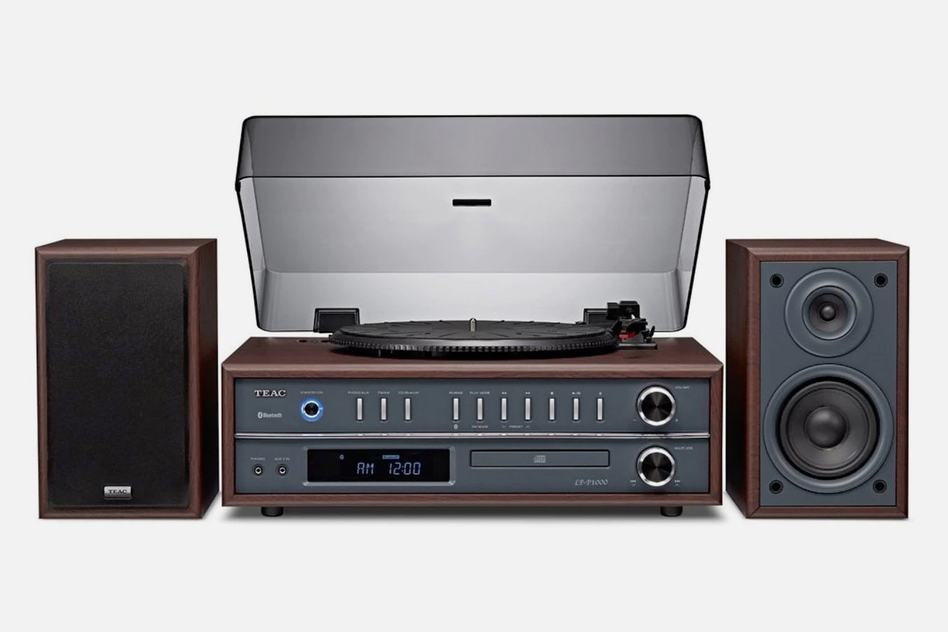 Teac LP-P1000 All-in-one turntable