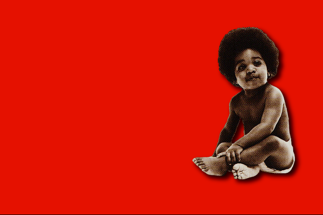 The Story of the Baby on the Cover Of Ready To Die — Vinyl Me, Please
