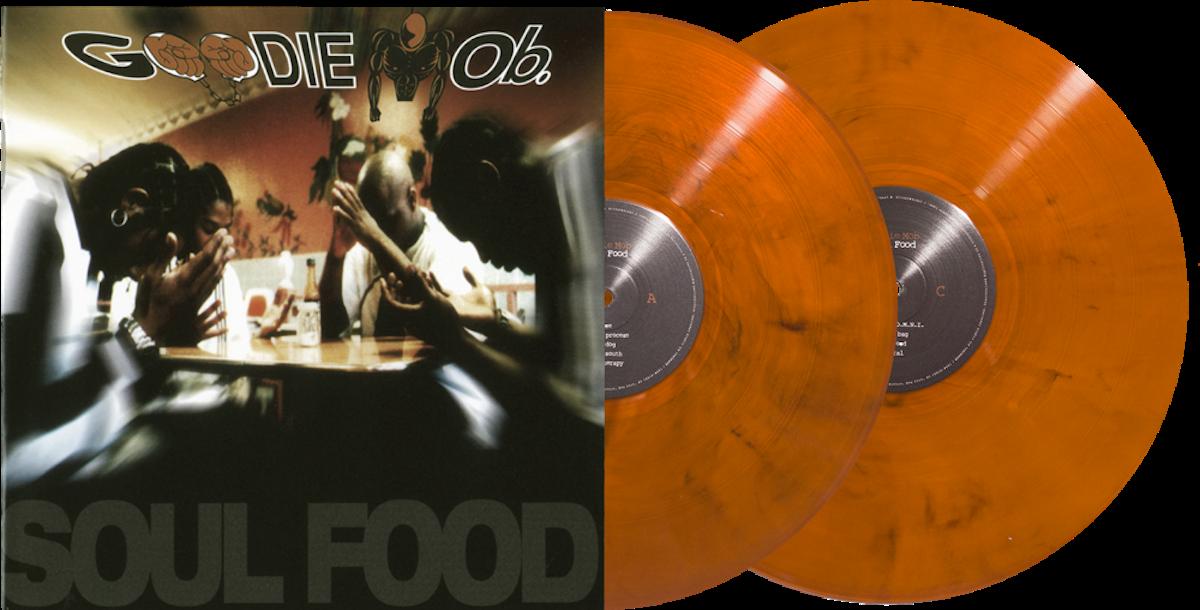Goodie Mob S Soul Food Is April S Rap Amp Hip Hop Album
