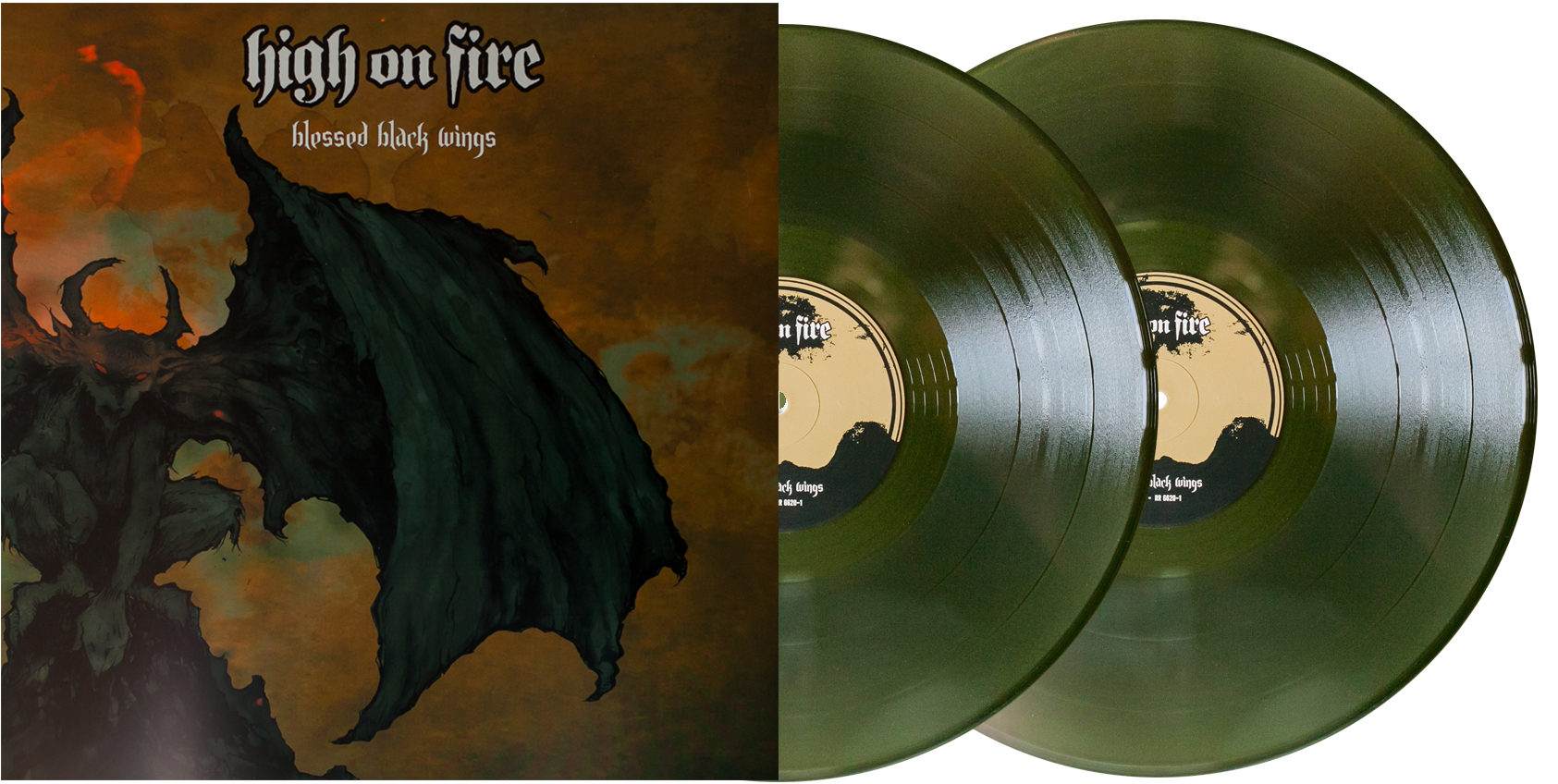 High on Fire product