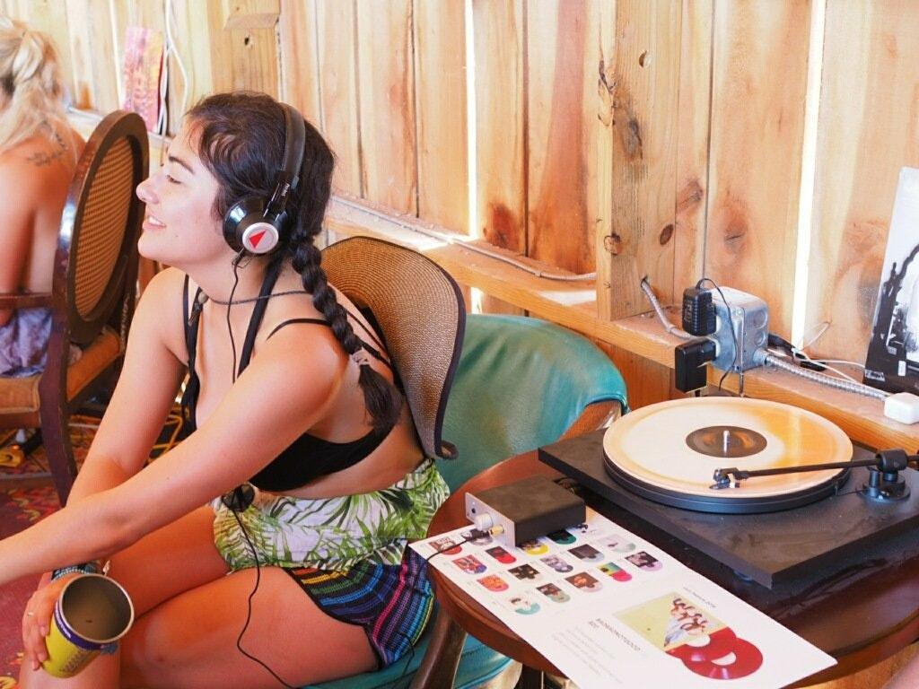 Woodstock Portugal The Man Vinyl