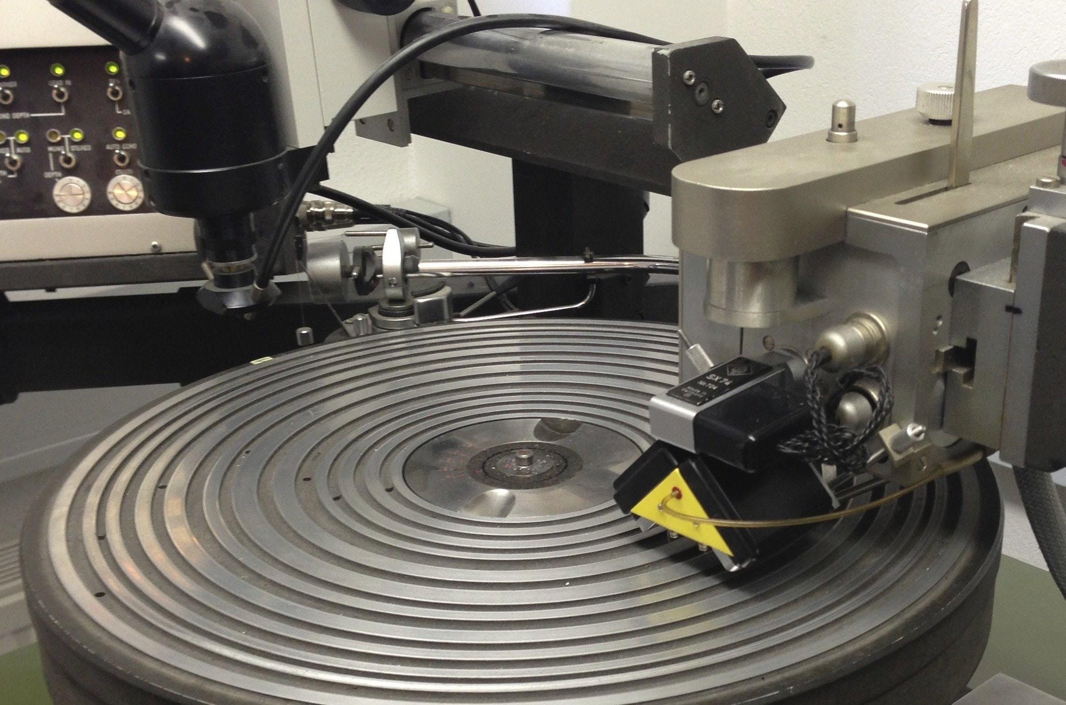 Vinyl Mastering