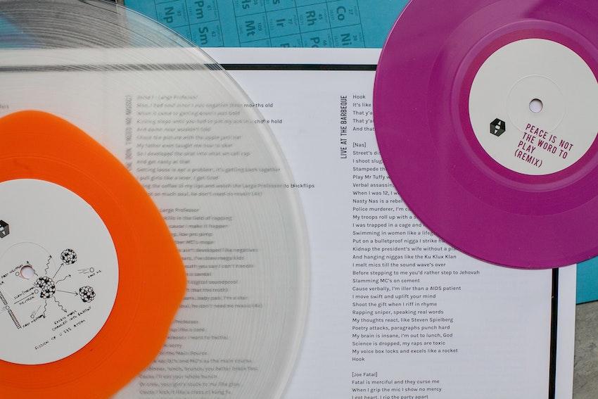 Main Source \'Breaking Atoms\' — Vinyl Me, Please