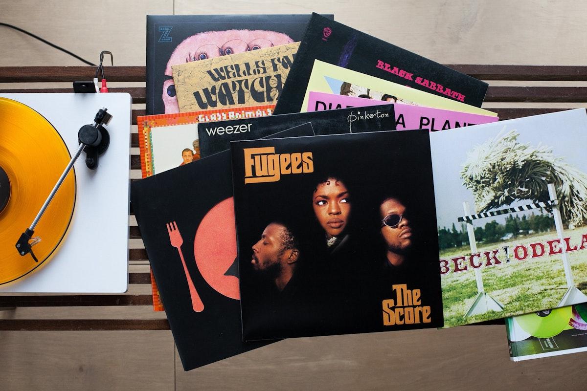 Vinyl Me, Please. The best damn record club.