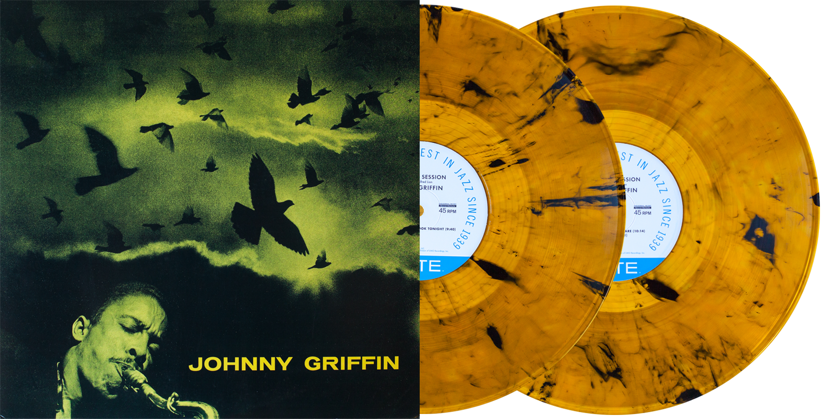 Johnny Griffin Product