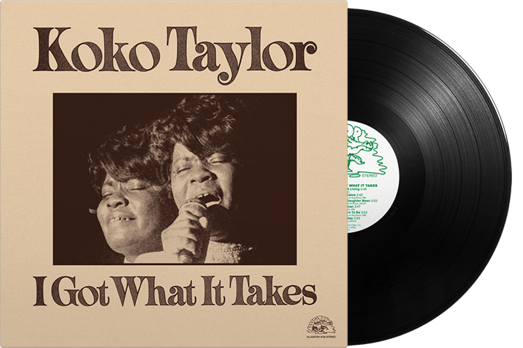 Koko Taylor's I Got What It Takes Is February's Classics