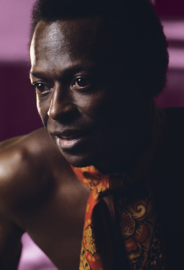 """""""As with a lot of great jazz records, it doesn't do any good to wish Sorcerer were a masterpiece. This record is staring off to the side, unconcerned with old definitions, steeled for what is to come."""""""