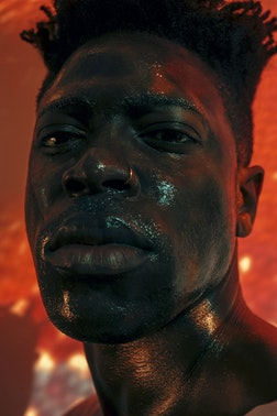 Moses Sumney Body Pic
