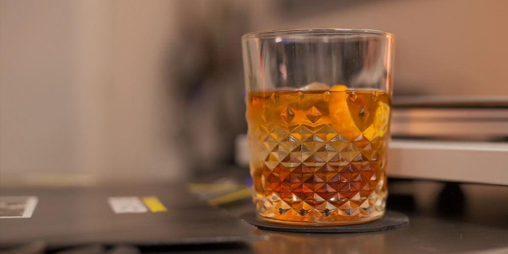 National Cocktail Header