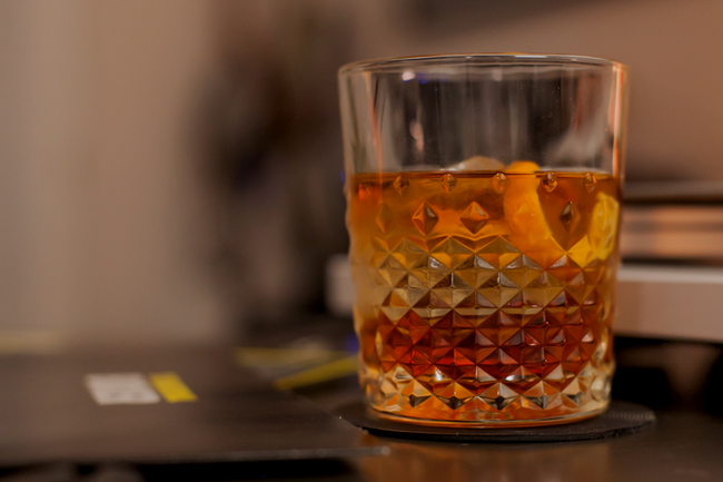 National Cocktail Header
