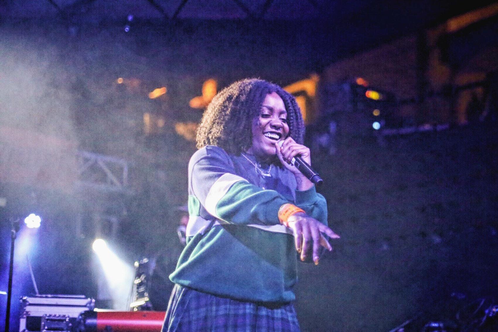 Noname Live at SXSW.