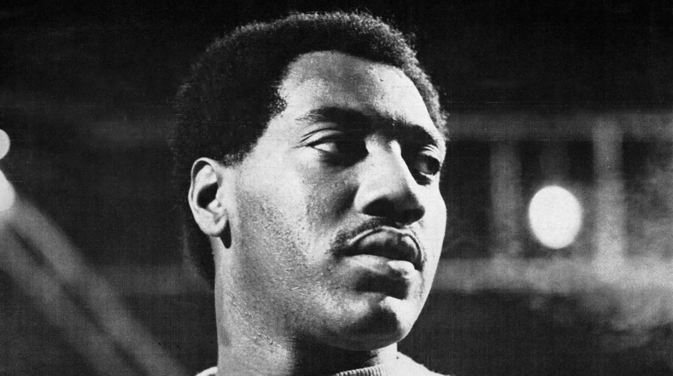 Otis Redding Header