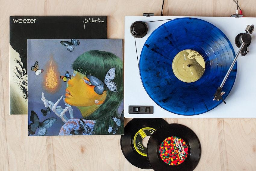 Weezer Pinkerton Vinyl Me Please