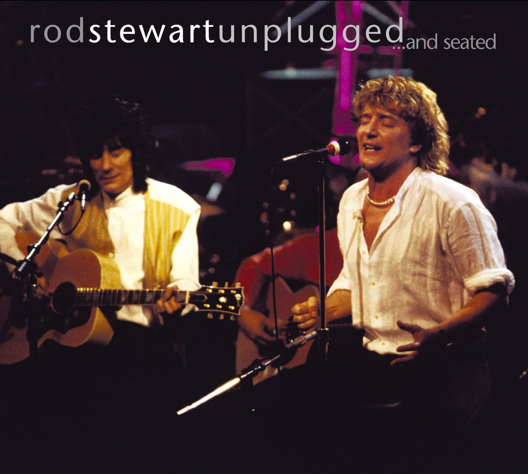 The 10 best mtv unplugged albums to own on vinylc vinyl me please rod stewart unplugged and seated malvernweather Choice Image