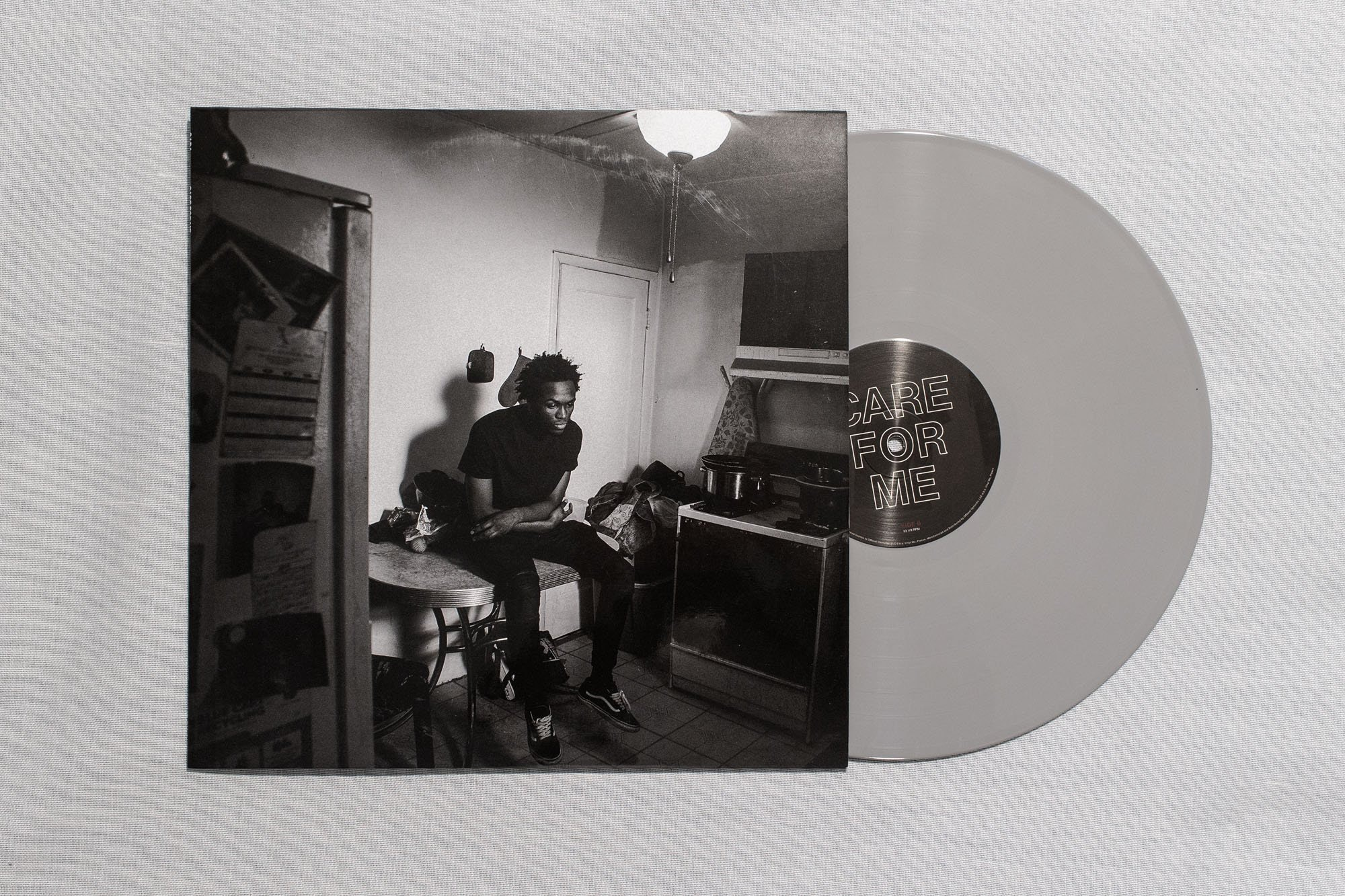 Saba's 'Care for Me' is our Rap & Hip-Hop Record of the Month for October.