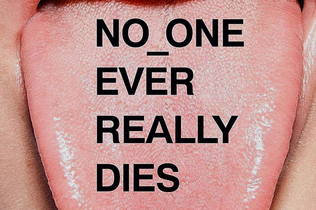 nerd no one ever really dies review