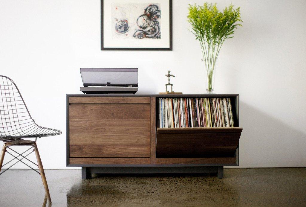vinyl record storage cabinet 9 Vinyl Record Storage Options for Collectors — Vinyl Me, Please vinyl record storage cabinet