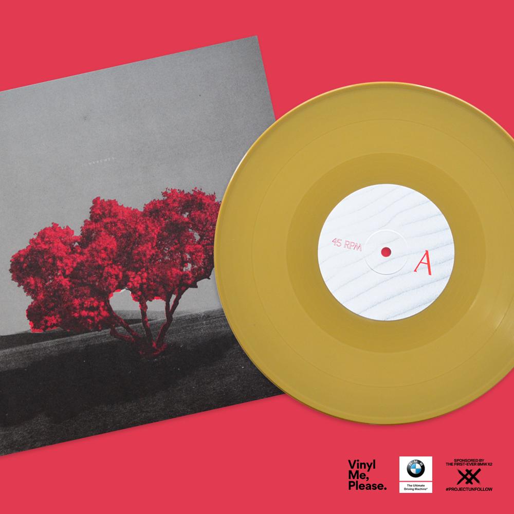 This 10-inch will be sent to 7k VMP subscribers in their May shipments. Brought to you by Project Unfollow and the first-ever BMW X2.