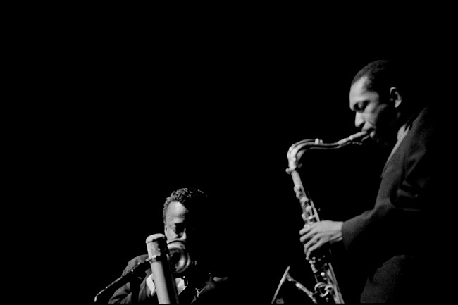Miles Davis Amp John Coltrane S The Final Tour Paris March