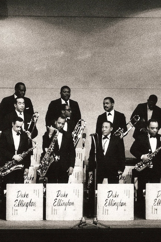 big band header