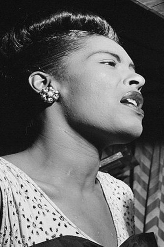 billie holiday header