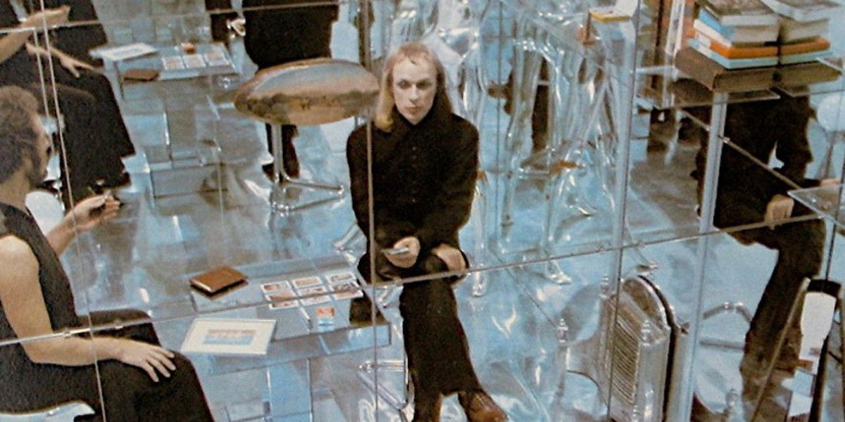 Watch The Tunes Brian Eno 1971 1977 The Man Who Fell
