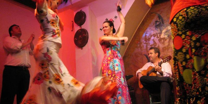 flamenco header