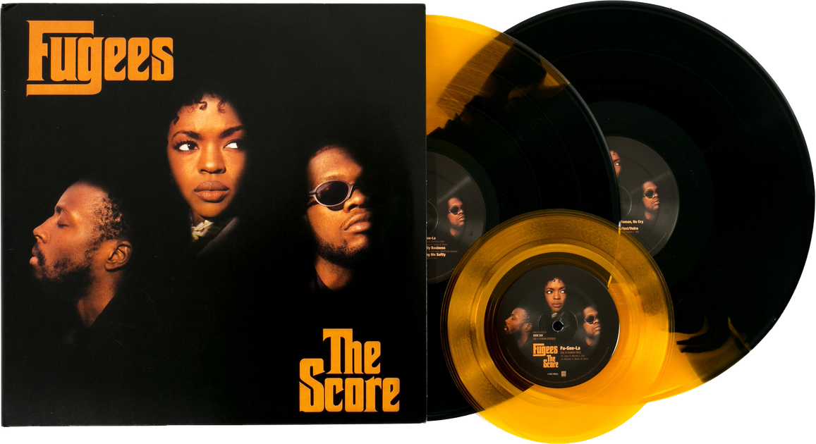 The Fugees The Score Vinyl Me Please