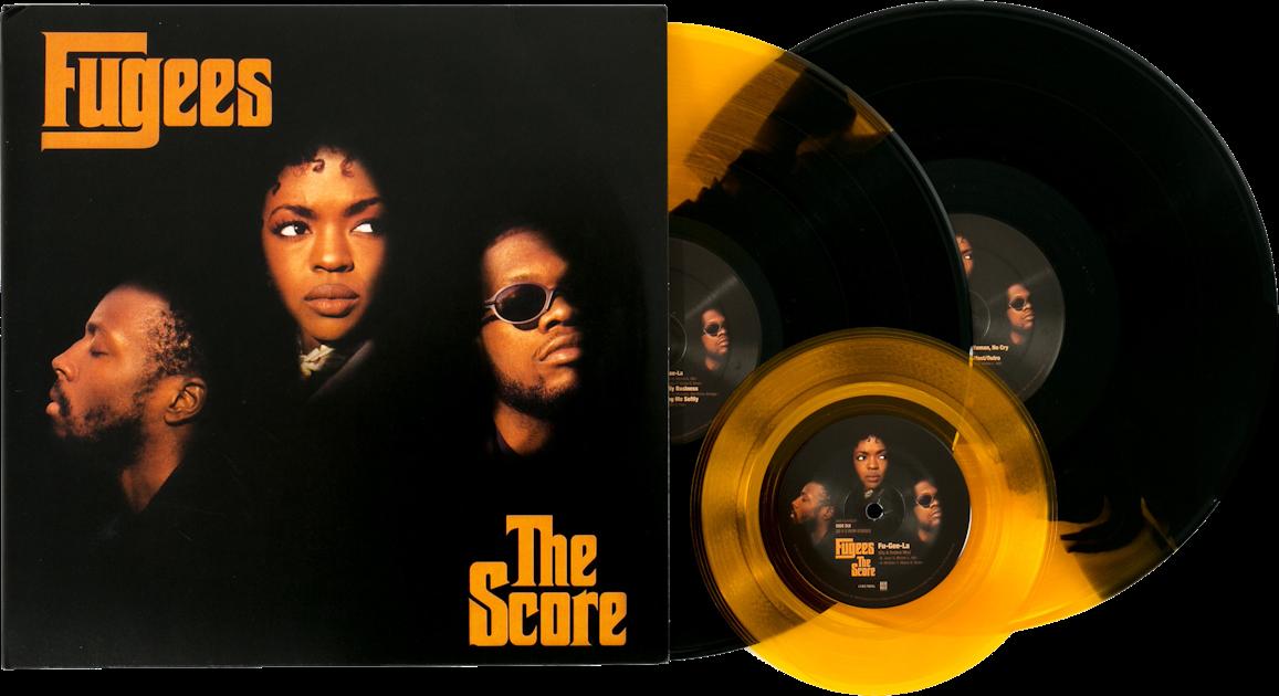 The Fugees The Score Vinyl Me Please