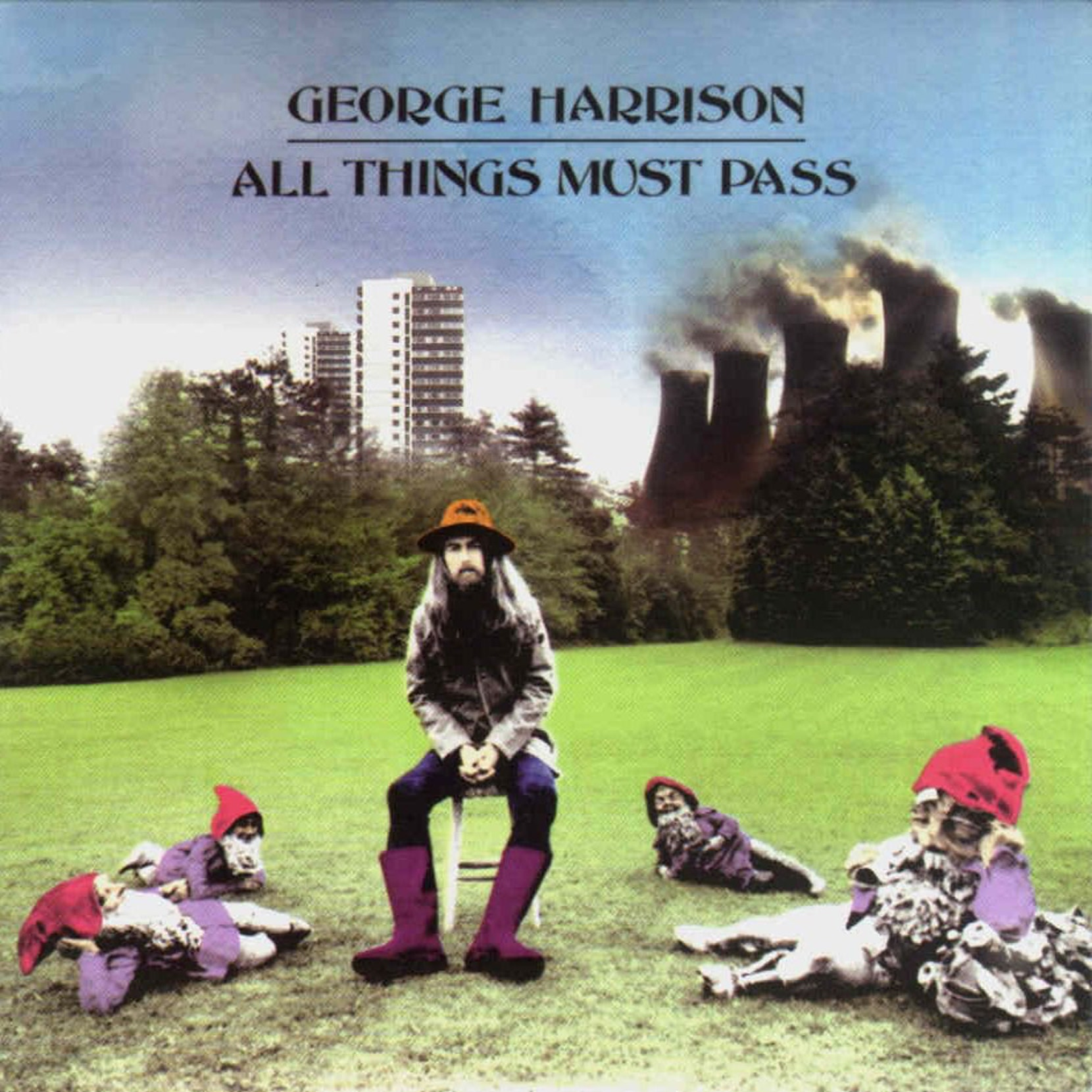 George Harrison All Things Must Pass | eBay