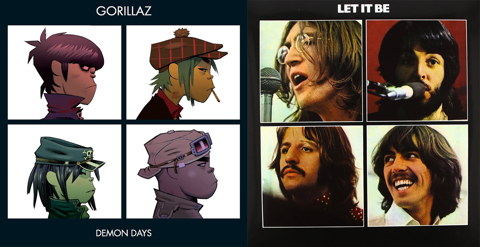 Ten Times Artists Covered Other Album Covers Vinyl Me Please