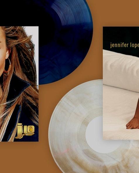 J. Lo Header