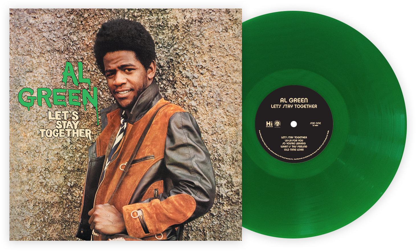 Al Green Exclusive Product