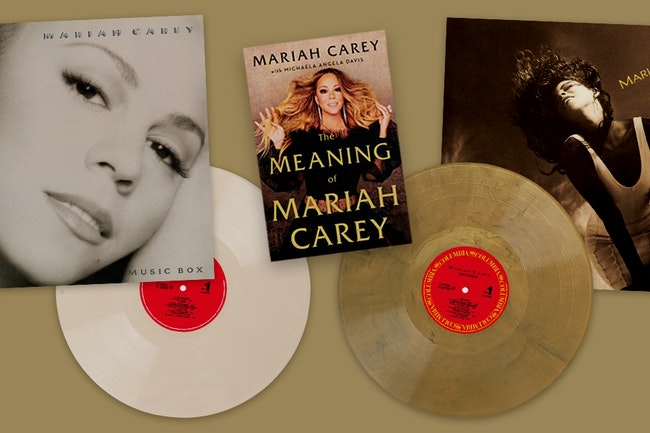Mariah Carey Mockups