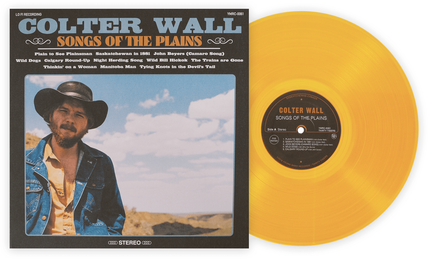 Colter Wall product