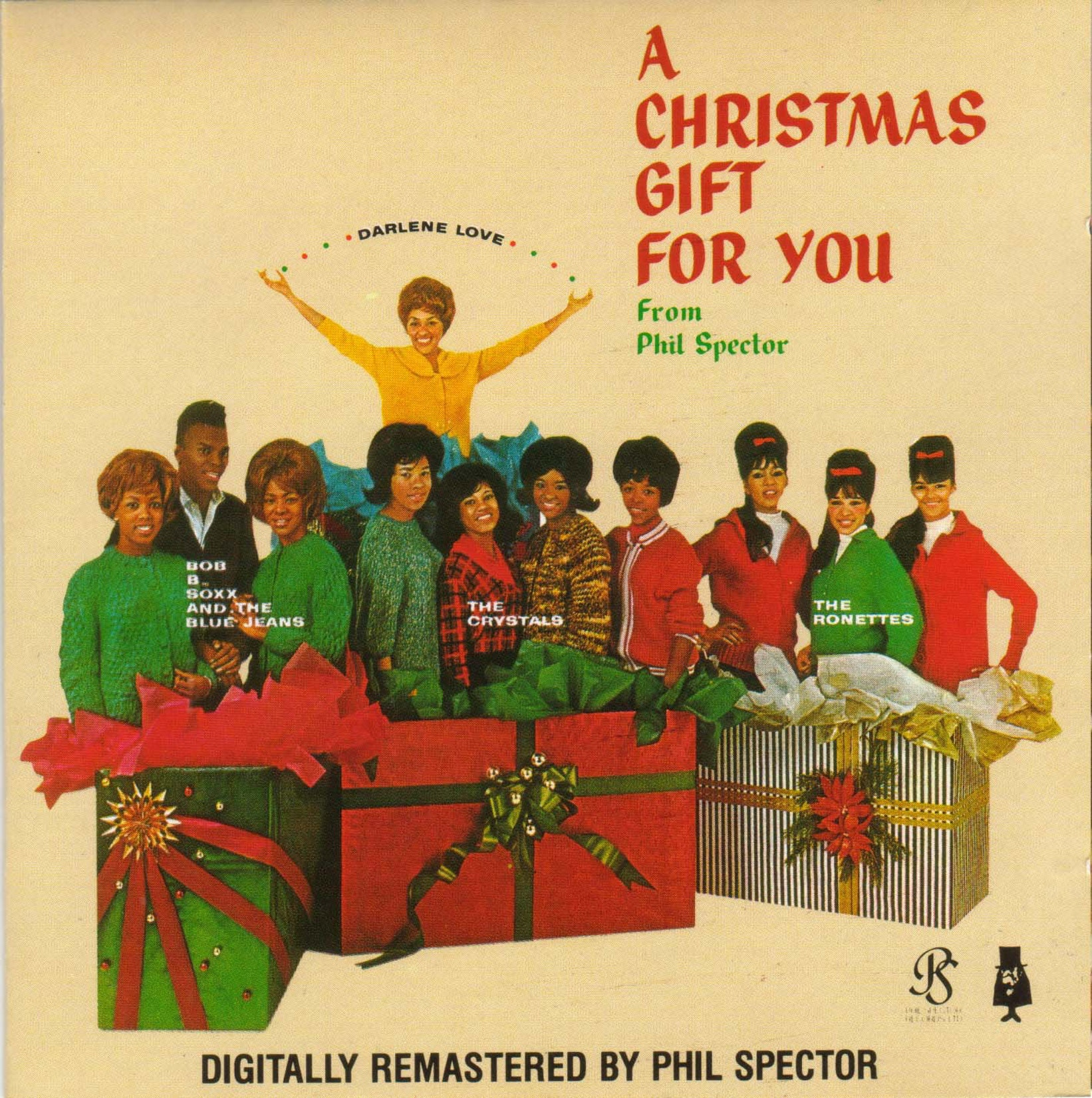 a christmas gift for you from phil spector - Classic Christmas Albums